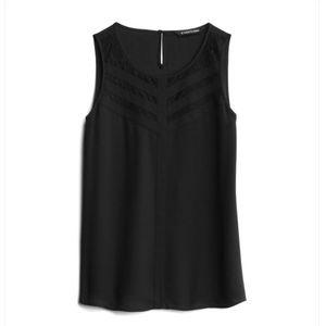 {41 hawthorn} Francine lace detail blouse